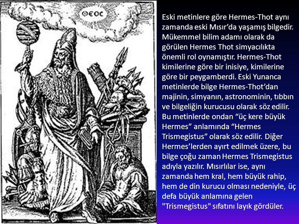 Eski Yunanlılara göre Hermes habercilik, aydınlatıcılık, rehberlik ve aracılık fonksiyonları olan bir ilahtır. Öncelikle, hem ölülerin ruhlarının yarg