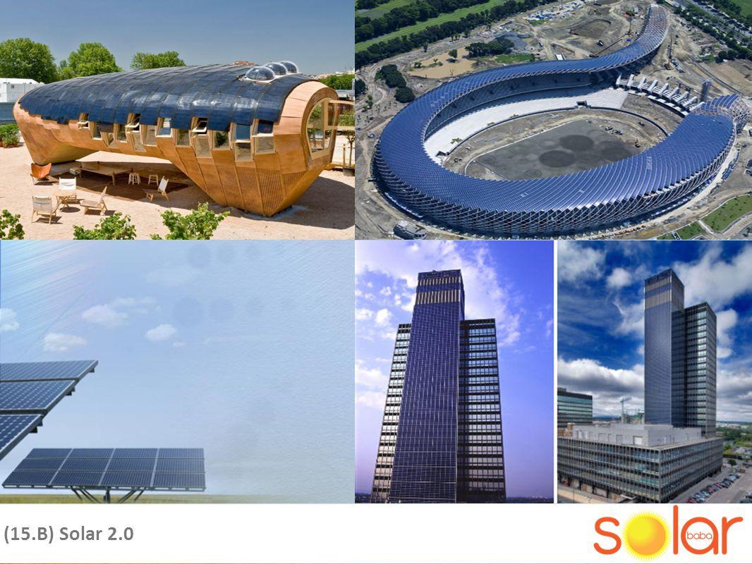 (15.B) Solar 2.0