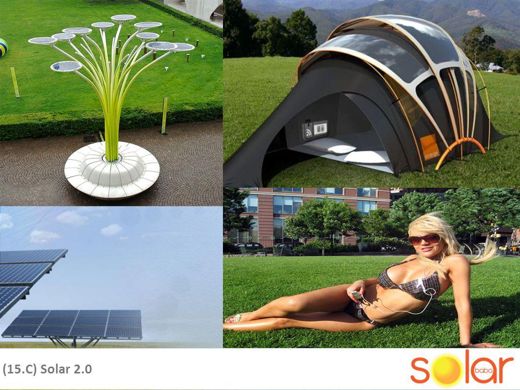 (15.C) Solar 2.0