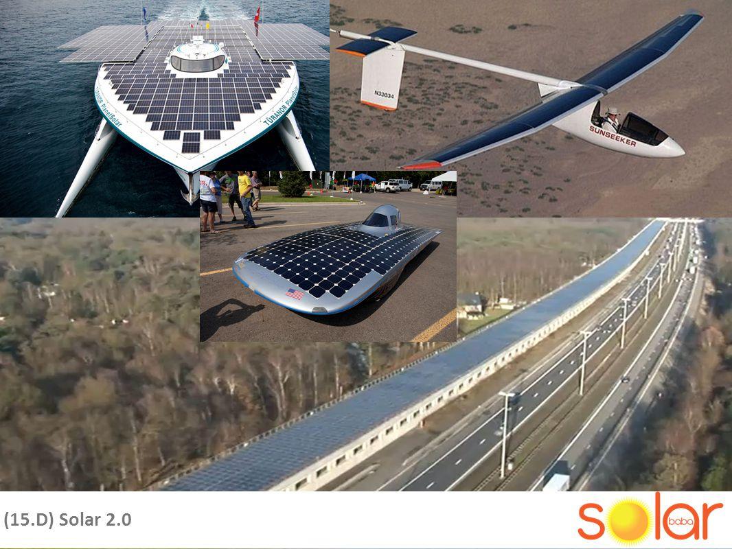 (15.D) Solar 2.0