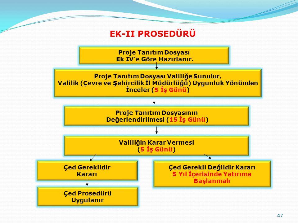 EK-II PROSEDÜRÜ 47
