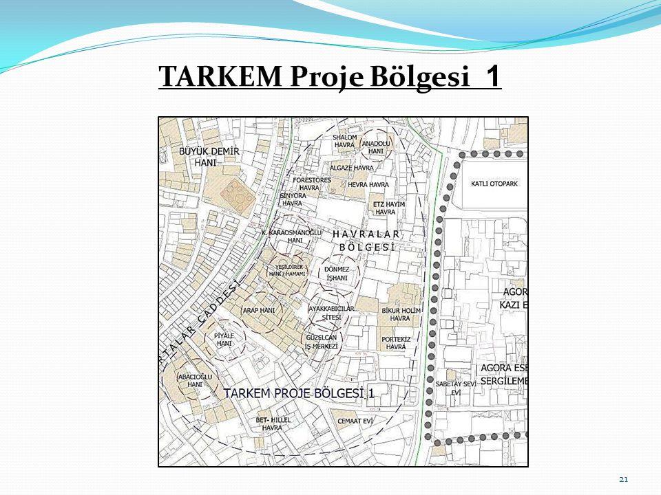 TARKEM Proje Bölgesi 1 21