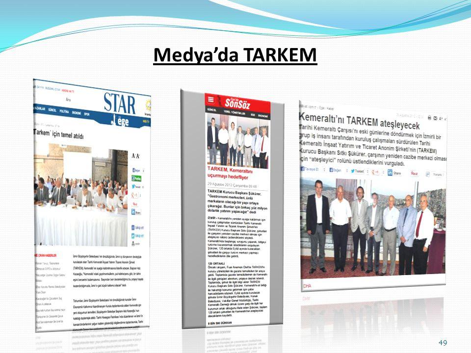 Medya'da TARKEM 49