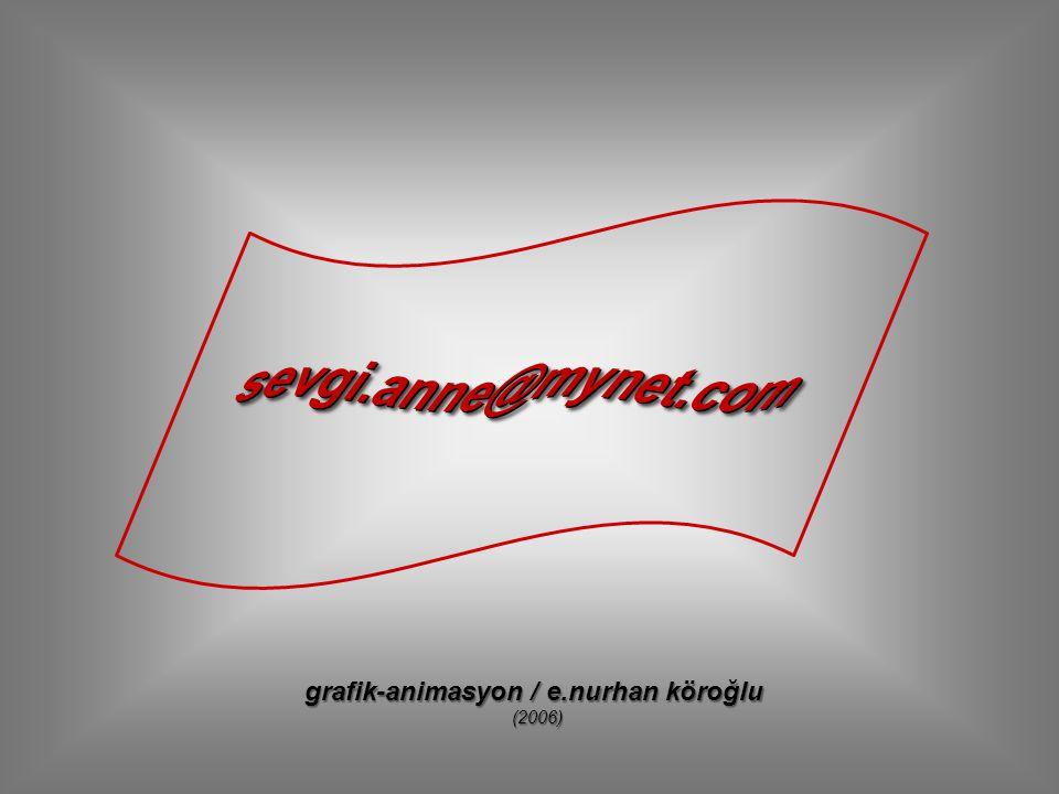 grafik-animasyon / e.nurhan köroğlu (2006)