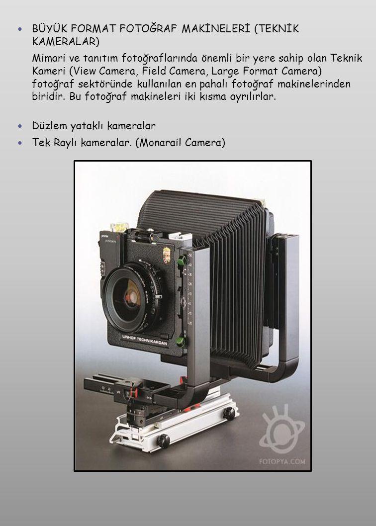  DSLR FOTOĞRAF MAKİNESİ Digital Single Lens Reflex (DSLR) fotoğraf makineleri dünyada en yaygın olarak kullanılan digital fotoğraf makinesi tipidir.