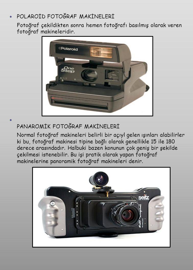 DSLR FOTOĞRAF MAKİNELERİ GÖRÜNTÜYÜ NASIL ÜRETİRLER.