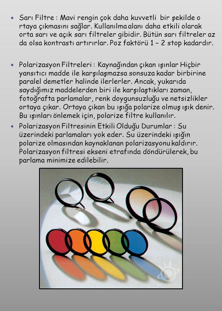 Renk ve Ton doygunluğunu artırır.