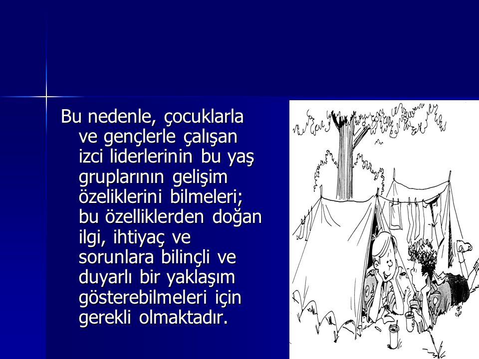 SOSYAL GELİŞİM C.10-12 Yaşlar 1.