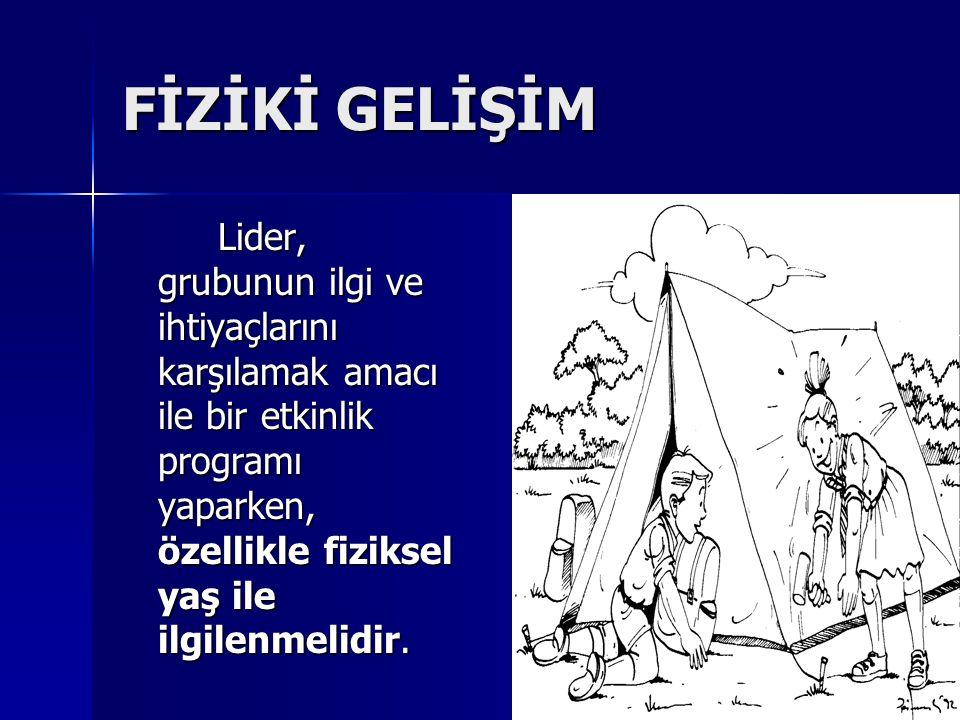 ZİHİNSEL (KAVRAMSAL) GELİŞİM A.10-12 Yaşlar 1.