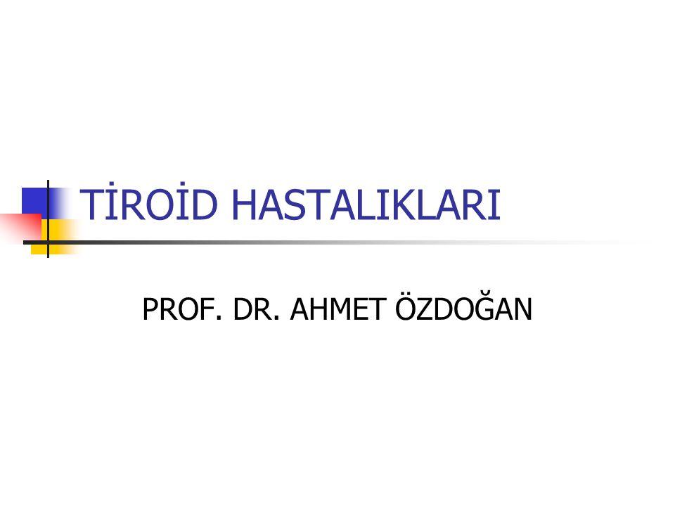 Nodüler Guatrlı hastalarda yapılan tetkikler Tiroid sintigrafisi:  TSH düzeyi düşük olan hastalarda yapılır.