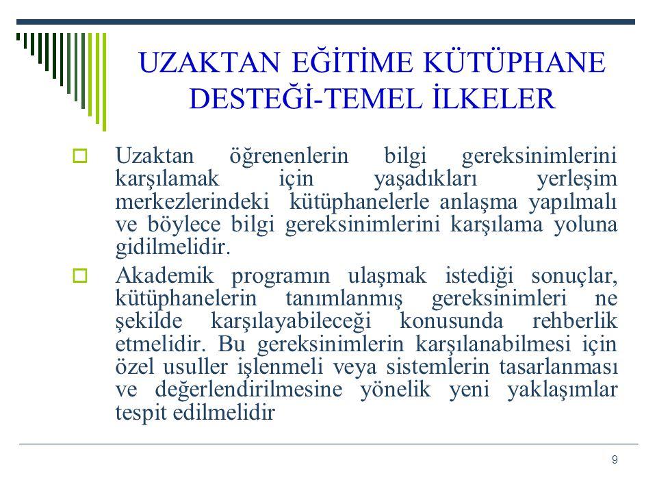 10 TÜRKİYEDE DURUM 1982'de Anadolu Üniversitesi Açık öğretim Fakültesinin açılması, Türkiye'de üniversite düzeyinde gerçekleştirilen ilk ciddi uzaktan eğitim girişimidir.