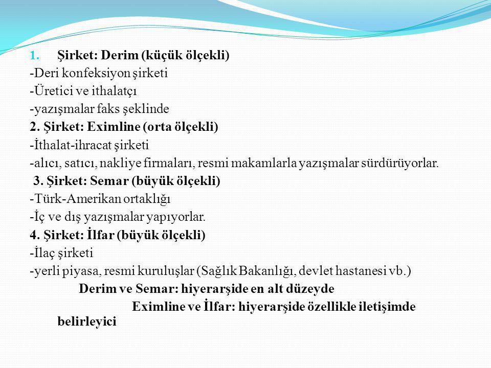 Türkçe i ş yazı ş malarında kullanılan istek biçimleri Bir sözeylem olarak istekler(ço ğ u kez nezaket kuramı çerçevesinde) dillerde ayrıntılı olarak incelenmi ş tir.