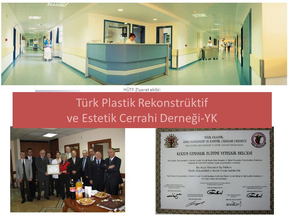HÜTF Ziyaret ekibi: -Prof. Dr. Murat Emiroğlu (Başkan) - Doç. Dr. Sühan Ayhan (Sekreter) -Doç. Dr. Tayfun Aköz -Doç. Dr. İbrahim Vargel -Prof. Dr. Mus