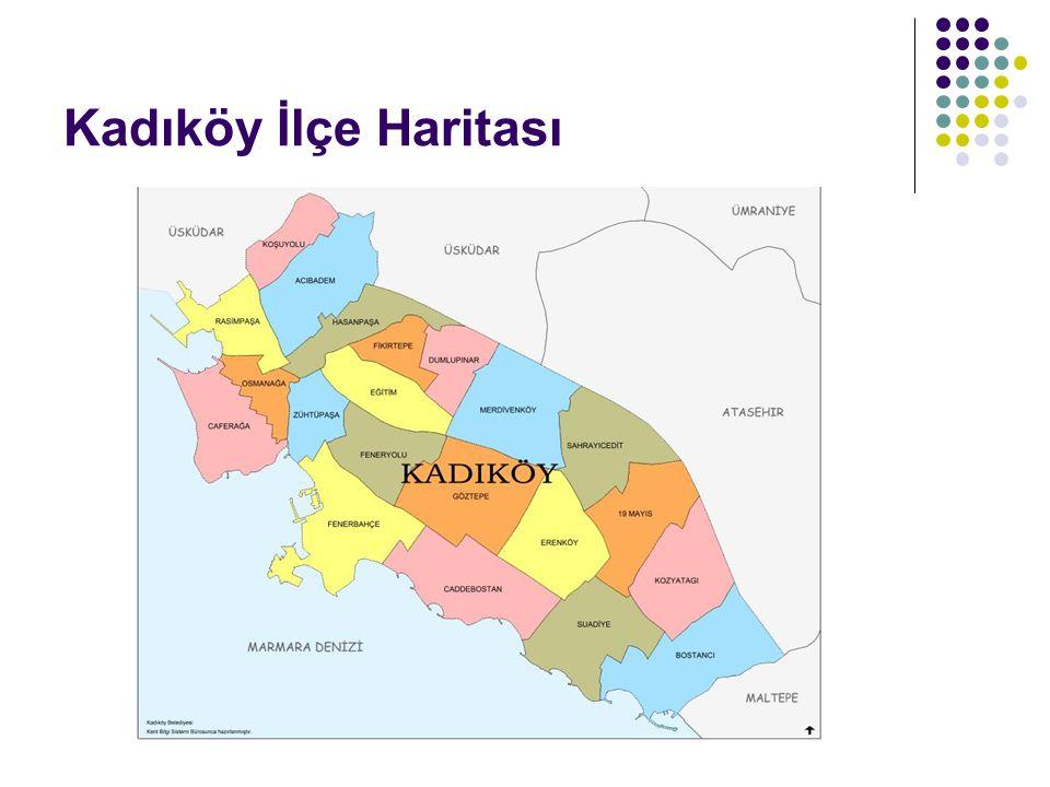 Bu konumu ile Anadolu Yakasının merkez ilçe işlevini yürütmektedir.