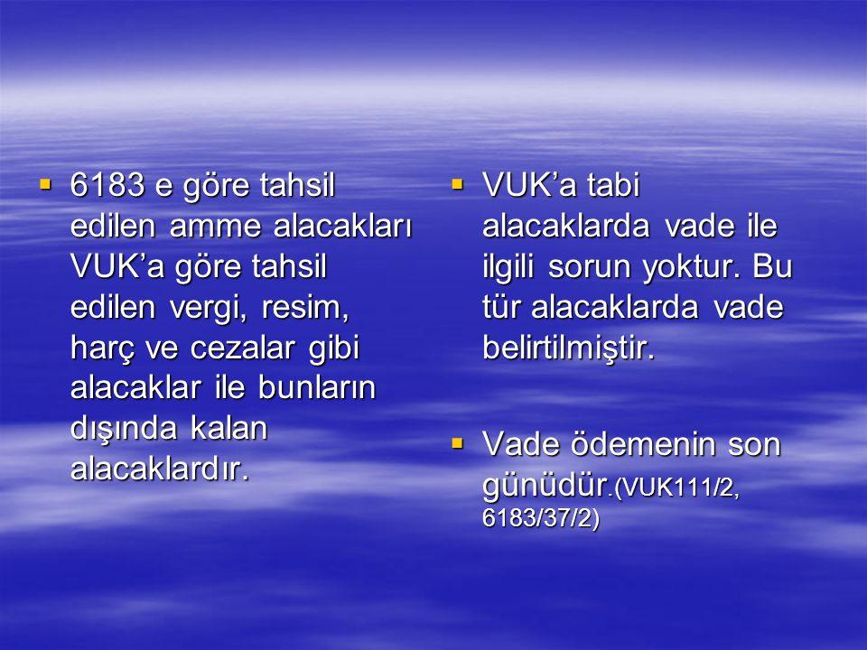 ÇEK ALINDIĞINDA 283 Seri No.lu Tebliğ  Makbuz verilir.