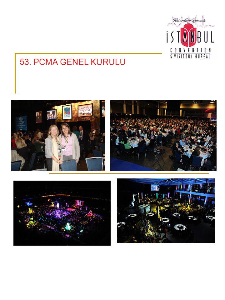 53. PCMA GENEL KURULU