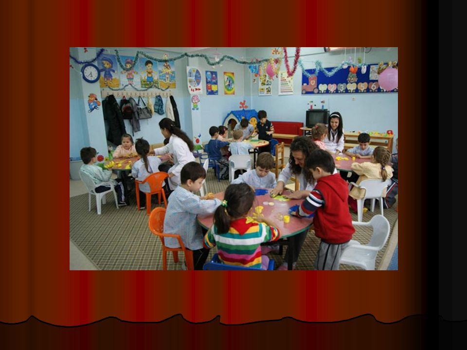 Etkinlik Zamanı Etkinlik Zamanı Bu sürede Türkçe, Müzik, Matematik, Drama, Oyun, Fen, Hareket, Alan Gezisi, Aile Katılımı etkinliklerinden birisi veya birkaçı yapılabilir.
