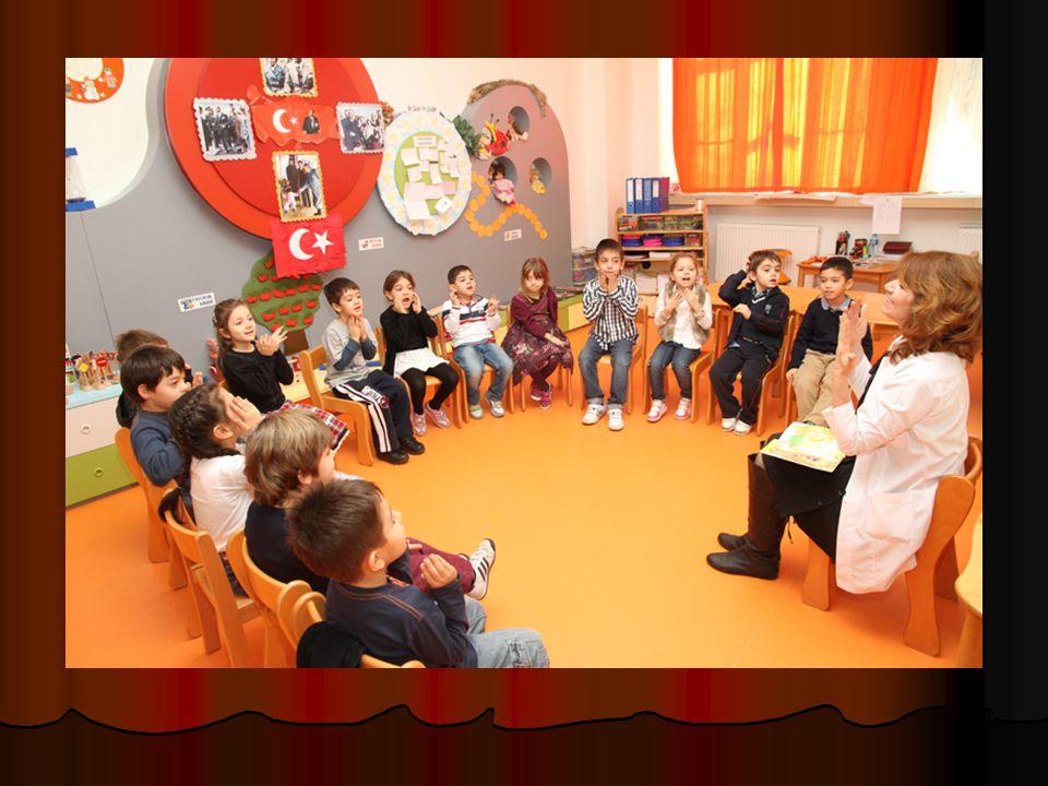 Günü Değerlendirme Zamanı Çocukların günlerini planlamaları, planladıklarını uygulamaları ve gün sonunda da yaptıklarını değerlendirmeyi öğrenmeleri ö