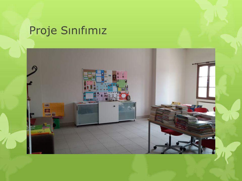 Proje Sınıfımız
