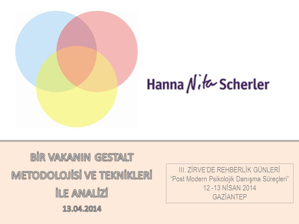 NEFES BEDENZİHİNDUYGU Doç. Dr. Hanna Nita Scherler