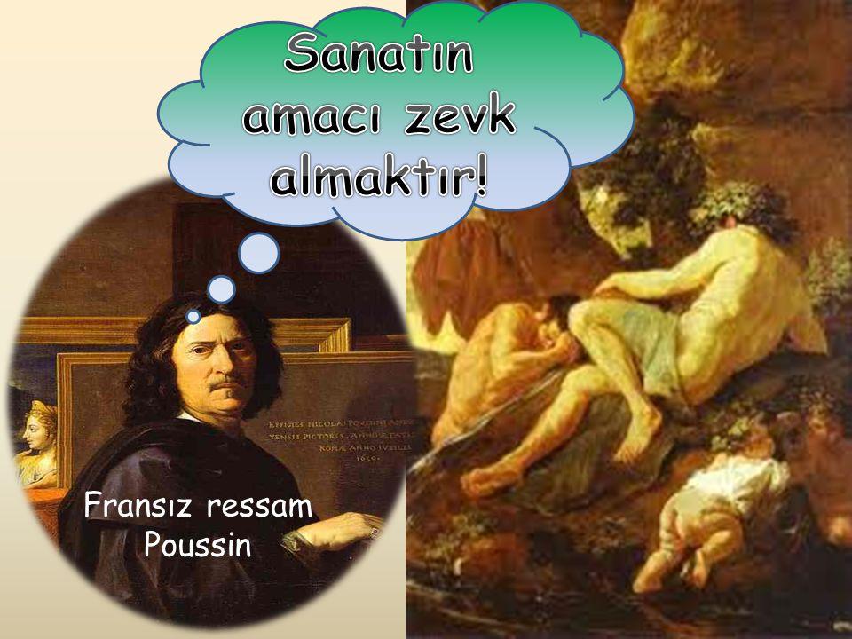 Fransız ressam Poussin