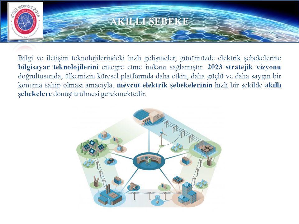 DÜNYADA AKILLI ŞEBEKE UYGULAMALARI  Dünyada birçok ülke akıllı şebeke ile ilgili vizyon belirleyerek, programlar uygulamaya koymuştur.