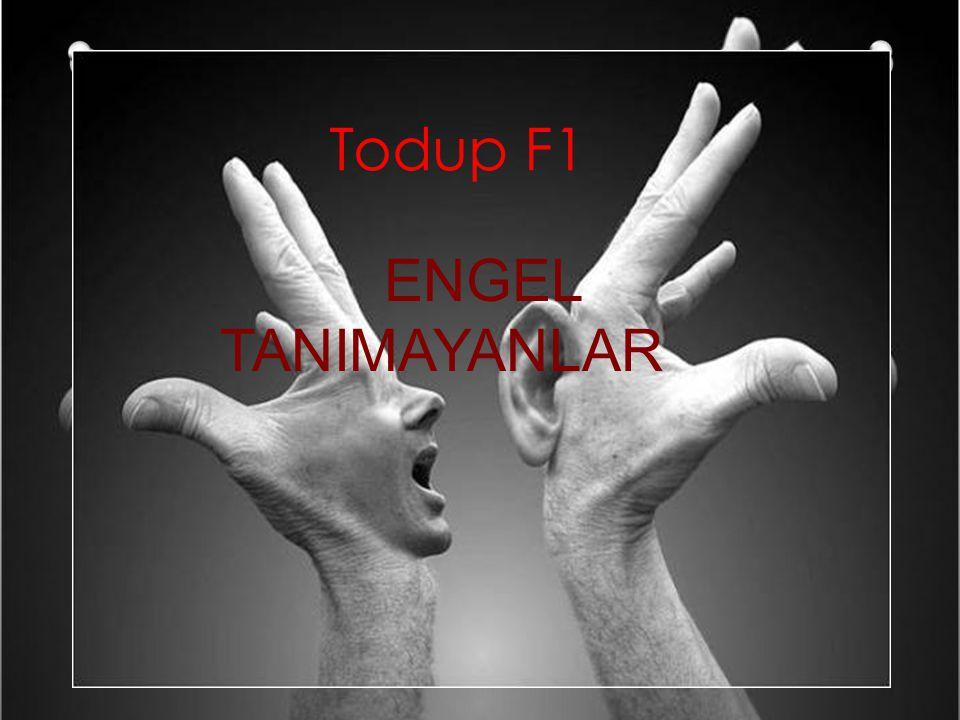ENGEL TANIMAYANLAR Todup F1