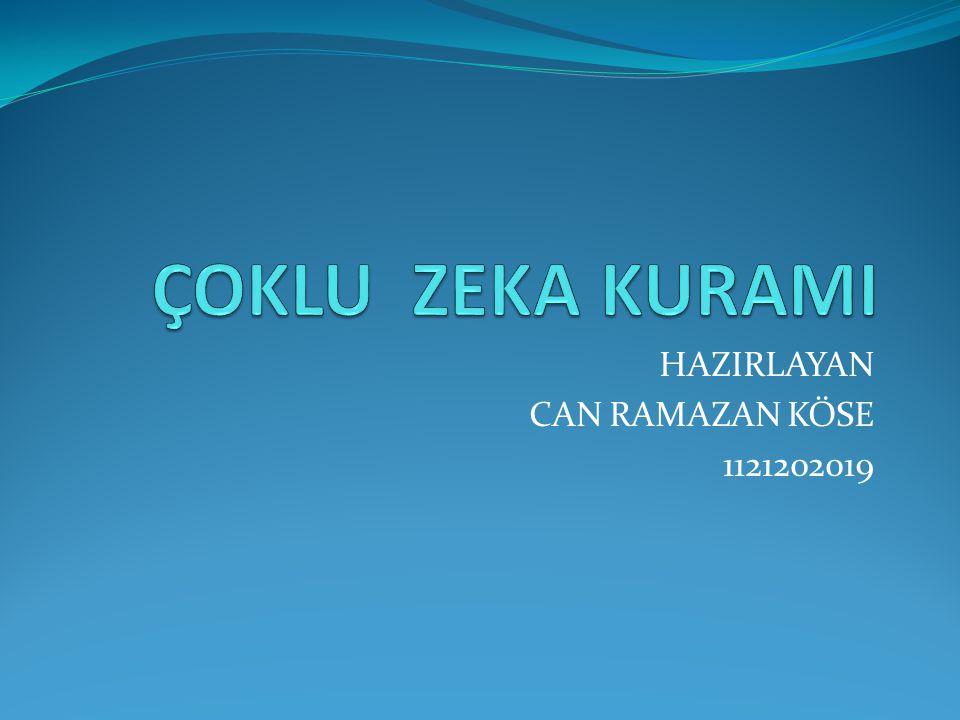 HAZIRLAYAN CAN RAMAZAN KÖSE 1121202019