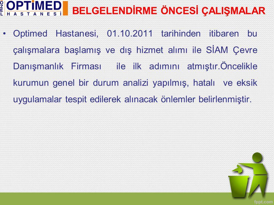 07 Mayıs tarihinde MEYER firması tarafından TÜRK-AK Akreditasyonlu ISO 14001 Çevre Yönetim Sistemi denetlemesi yapılmıştır.
