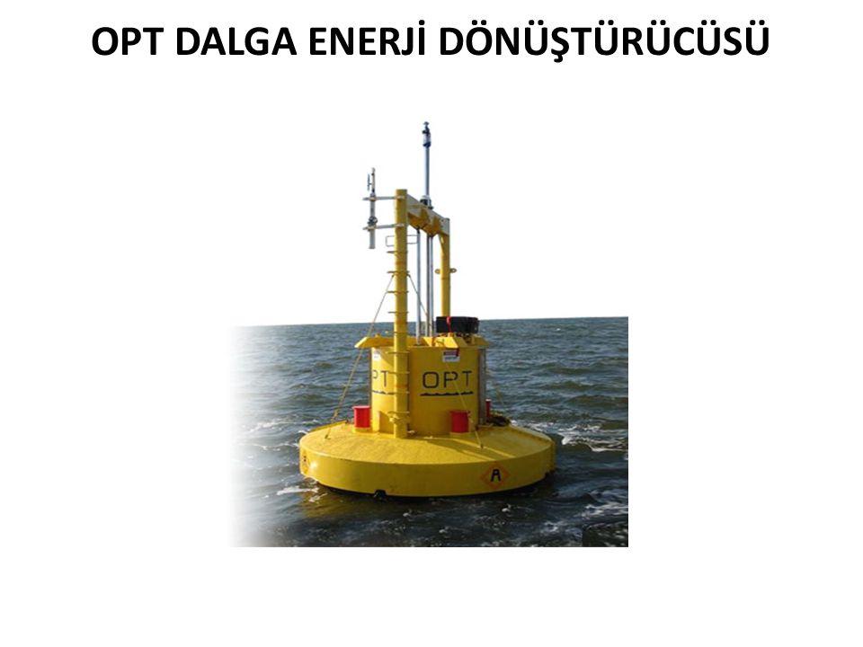 OPT DALGA ENERJİ DÖNÜŞTÜRÜCÜSÜ