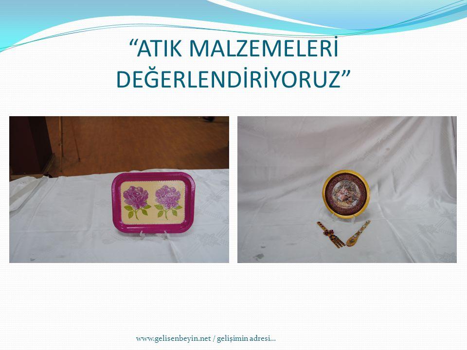 23-27 Mayıs 2011 tarihindeki Dr.Haydar Aslan İlköğretim Okulu'ndaki sergimize bekliyoruz.