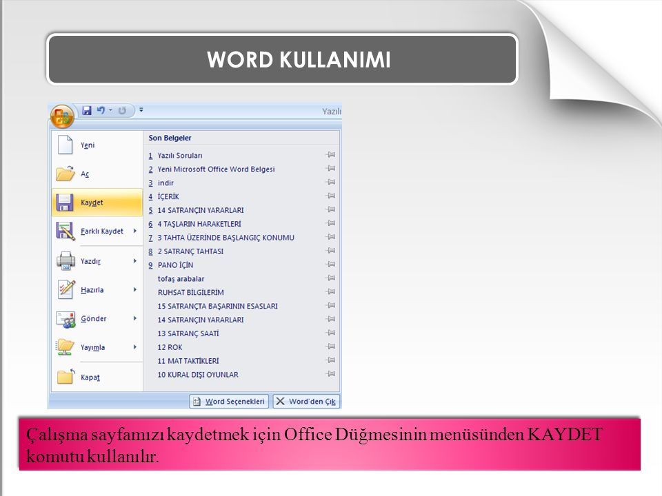 WORD KULLANIMI http://teknikadam.org/ microsoft-word2010-ornek-alistirmalar/ İşletme Bölümü Öğrencileri www.teknikadam.org/isletme ÇARŞAMBA GÜNÜNDEN SONRA GÖNDERMEYİNİZ