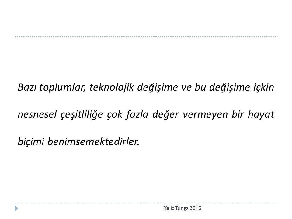 Emperyalizm Yeliz Tunga 2013  Emperyalizm ve kolonileşme teknolojinin aktarılmasına katkı sağlamıştır.