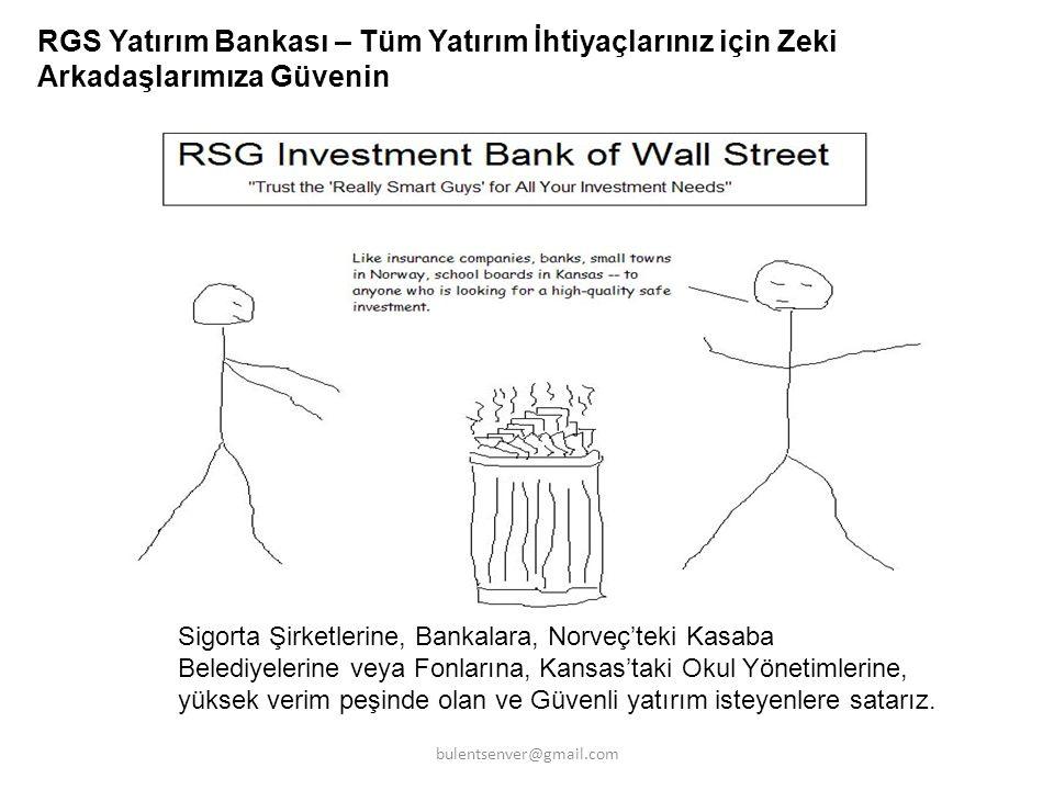 RGS Yatırım Bankası – Tüm Yatırım İhtiyaçlarınız için Zeki Arkadaşlarımıza Güvenin Sigorta Şirketlerine, Bankalara, Norveç'teki Kasaba Belediyelerine