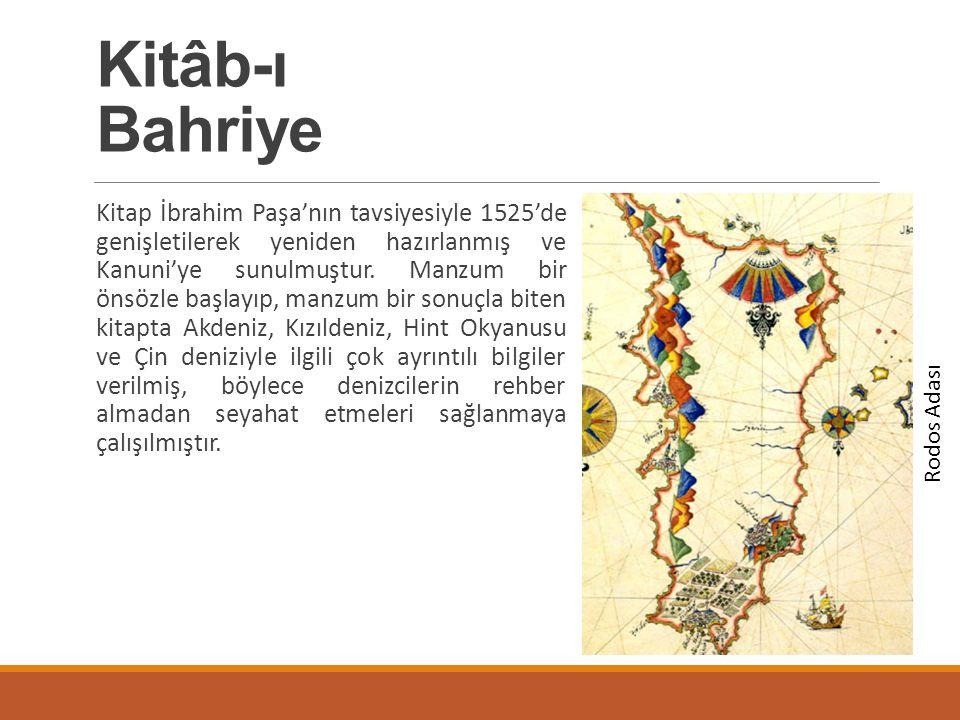 Kitap İbrahim Paşa'nın tavsiyesiyle 1525'de genişletilerek yeniden hazırlanmış ve Kanuni'ye sunulmuştur. Manzum bir önsözle başlayıp, manzum bir sonuç