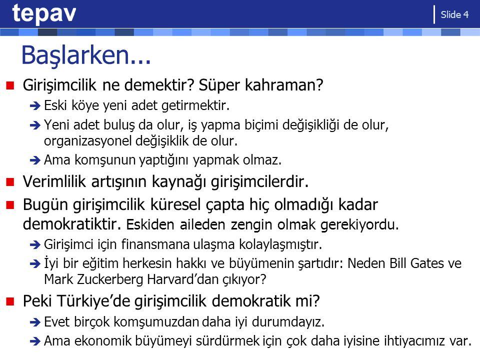 Türkiye dünyanın 10.büyük ekonomisi olabilir  Orta gelir tuzağından kurtulursak..