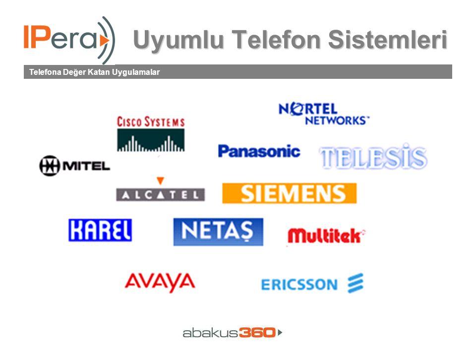 Telefona Değer Katan Uygulamalar Uyumlu Telefon Sistemleri