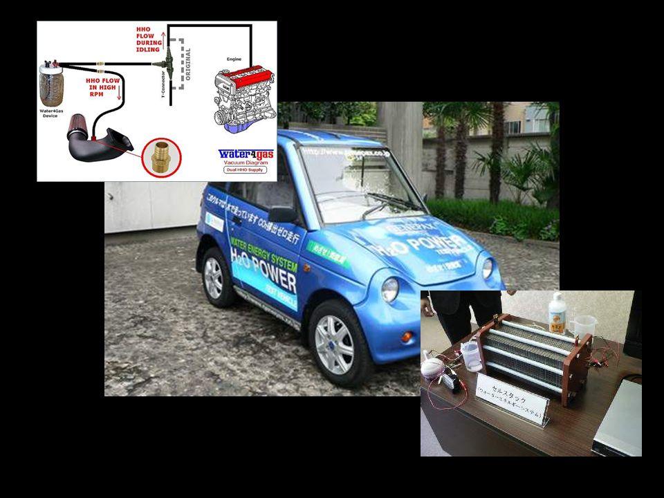 •Geçen yıl halk Genepax adında sadece su buharıyla çalışan araba üretti •Evet doğru okudunuz: Bu araç sadece su buharıyla çalışıyor. •Fakat sadece bu