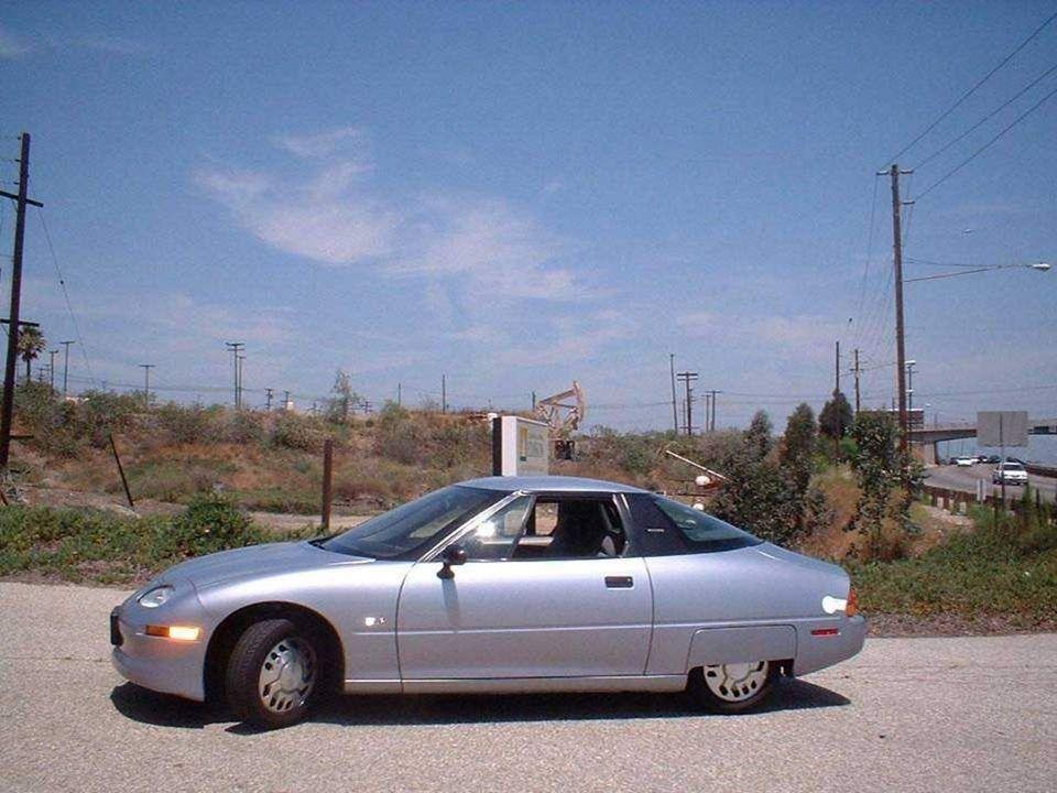 •1996 yılında U.S General Motors tarafından '' EV ( Electric Vehichle 1) adlı ilk elektronik araba üretilmiştir ve California sokaklarında dolaştırılm