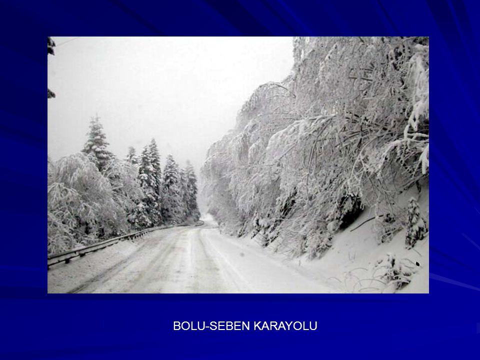 BOLU-SEBEN KARAYOLU