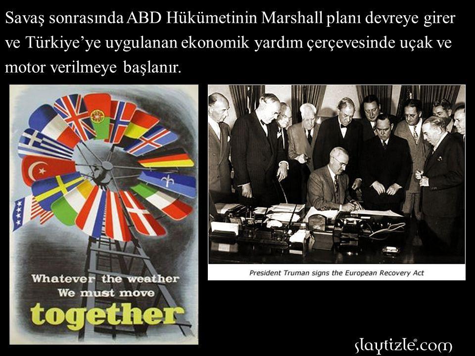 1939'a kadar süren ortaklık sonrasında, fabrikanın uçak üretim bakım ve revizyon hakkı tamamen Türk Hava Kuvvetlerine verilir. II. Dünya Savaşına kada