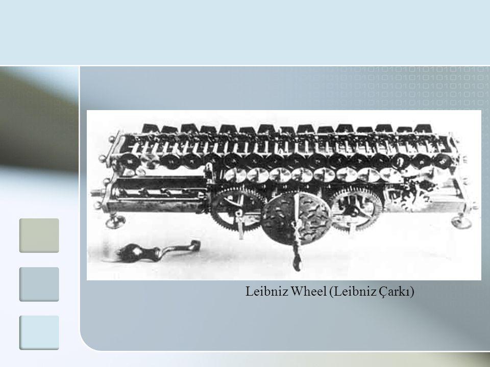 Leibniz Wheel (Leibniz Çarkı)