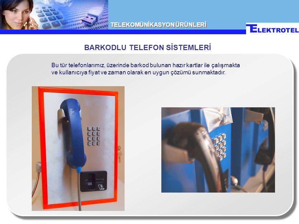 TELEKOMÜNİKASYON ÜRÜNLERİ TÜRK TELEKOM İÇİN ÖZEL TASARLANAN FİGÜRLÜ TELEFON KABİNLERİ