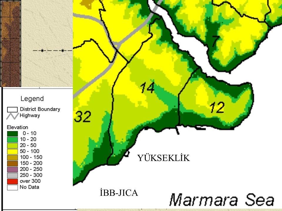 H. Eyidoğan, Tarihi Yarımada ve Deprem (İTÜ)11 YÜKSEKLİK İBB-JICA