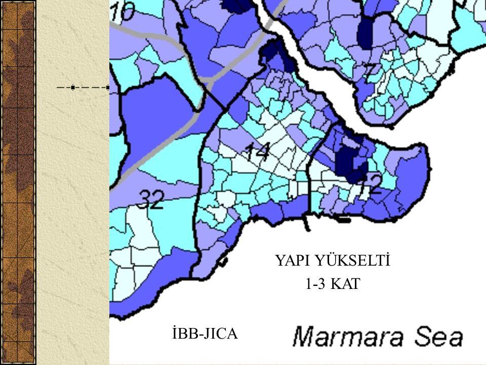 H. Eyidoğan, Tarihi Yarımada ve Deprem (İTÜ)15 YAPI YÜKSELTİ 1-3 KAT İBB-JICA