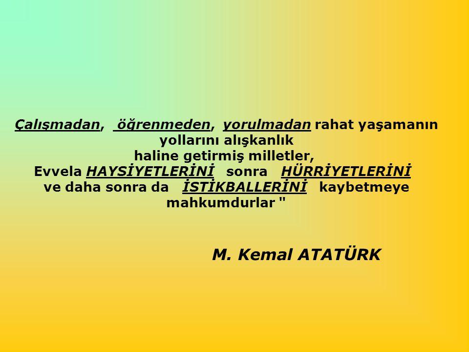 Anlaşmanın sonuçları •Osmanlı iç pazarı, Batı nın sanayi ürünlerine açıldı, dış ticaret dengesi bozuldu.
