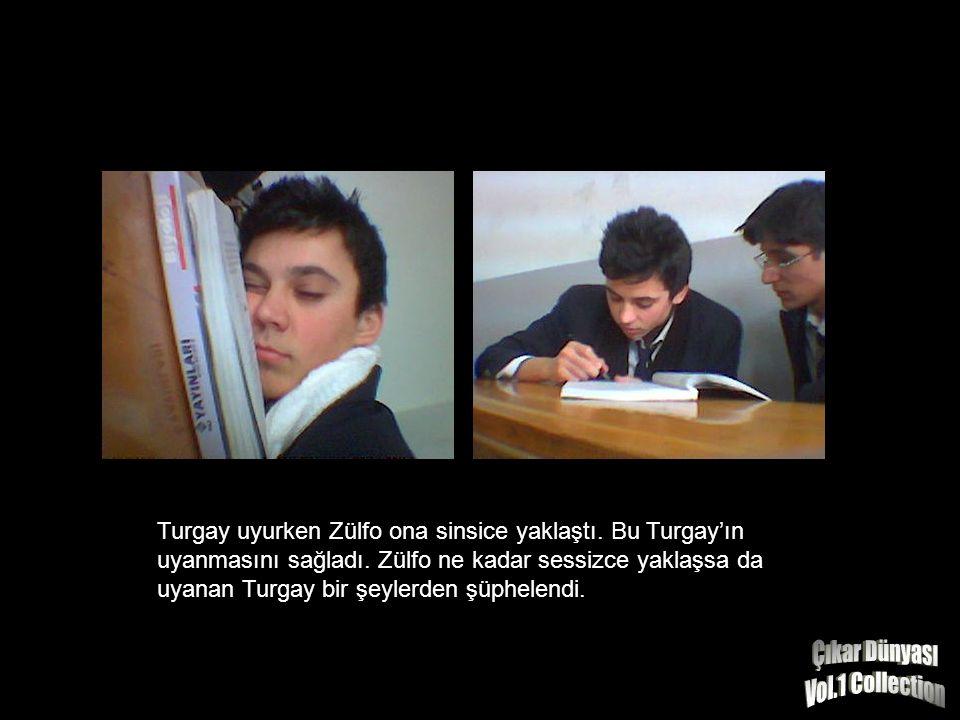 Emre gazeteden Turgay'ı haklayacak birini aradı.