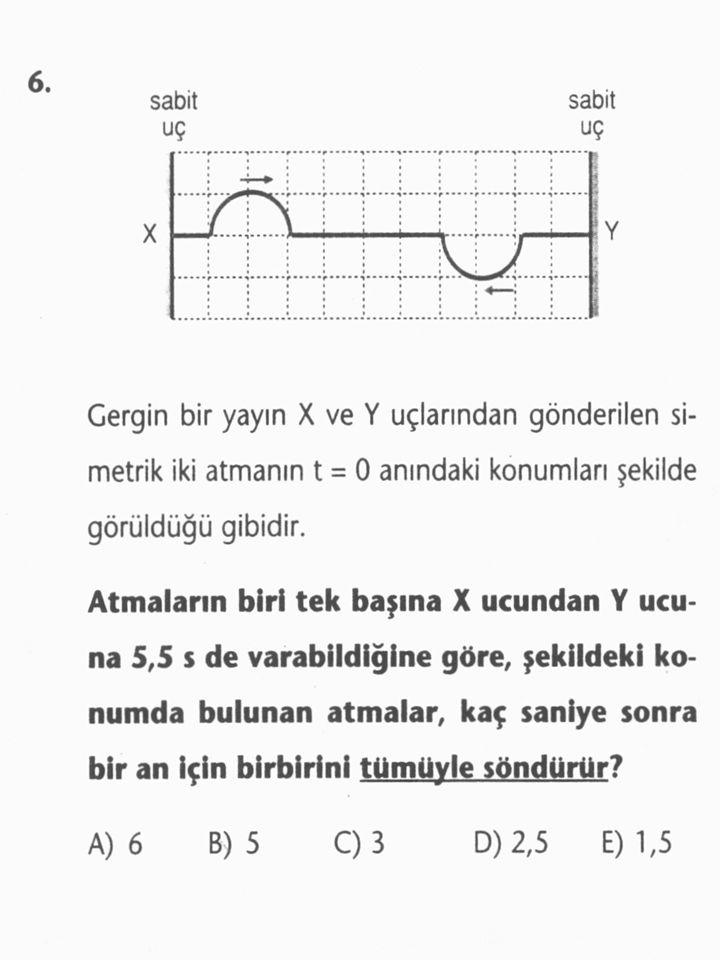  7.Bazı örnek testler veya alıştırmaları ödev olarak vermek,  8.Anlatılan konu veya materyali(dersin amacını)kapsayacak şekilde değerlendirme yapmak