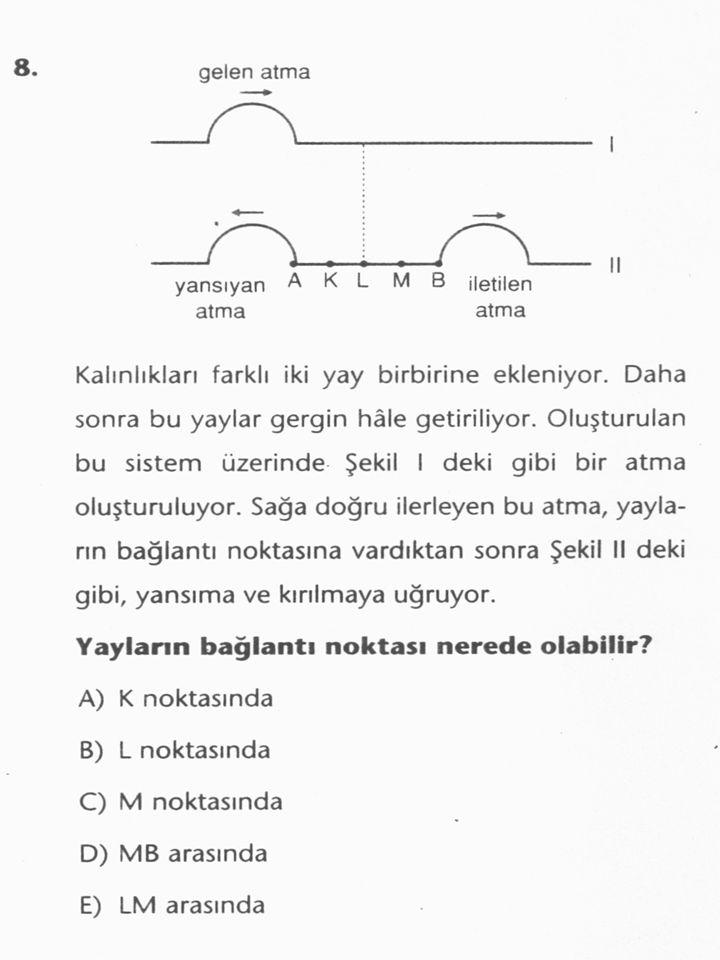 Bu tür Öğrenme Işığında Fizik Öğreniminin Mevcut Durumu  İlk öğretimin ilk kademelerinden başlayarak fen derslerine olan ilgi kademelere bağlı olarak