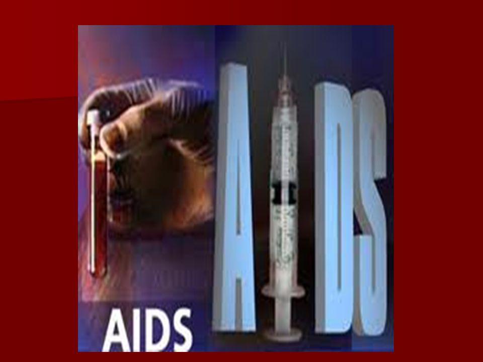  Bu AİDS virüsüne karşı insanları bilgilendirmek ve bu gidişata bir dur demek için, bütün dünya, 1 Aralık'ta AİDS günü hakkında eğitilir.